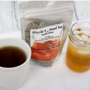 Nicole's Guilt-Free Sweet Tea