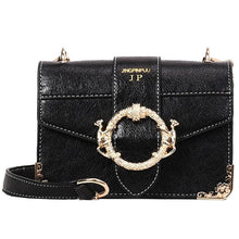 Load image into Gallery viewer, Nita retro PU leather crossbody bag