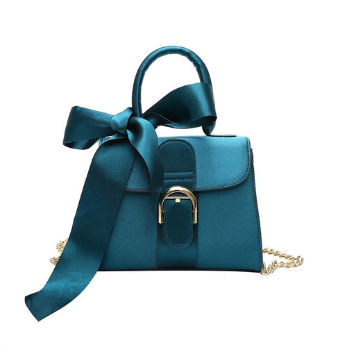 Jaccy bow handbag