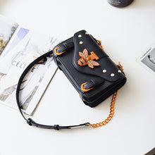 Load image into Gallery viewer, Elena PU leather crossbody bag