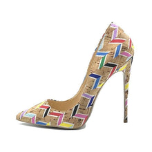 Load image into Gallery viewer, Falon patterned stilettos