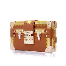 Load image into Gallery viewer, Carly cube crossbody handbag