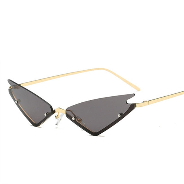 Kaelani frameless sunglasses