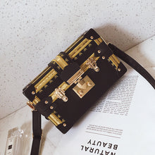 Load image into Gallery viewer, Melody mini cube crossbody bag