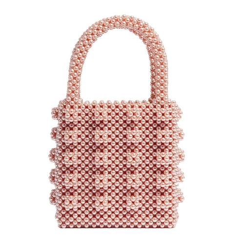 Cindy pearl tote bag