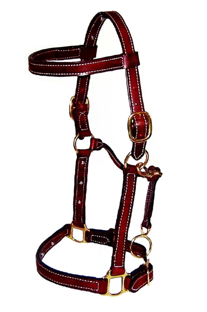 The Magic Halter - Leather