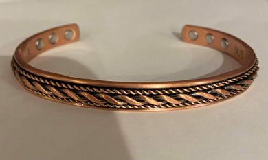 Copper/Magnetic Bracelet