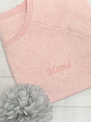 Relaxed fit Mama Sweatshirt