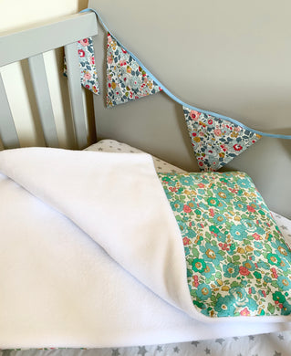 Padded Liberty blanket - various sizes