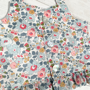 Arya button top in Liberty