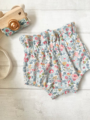 Liberty ruffled waist bloomers