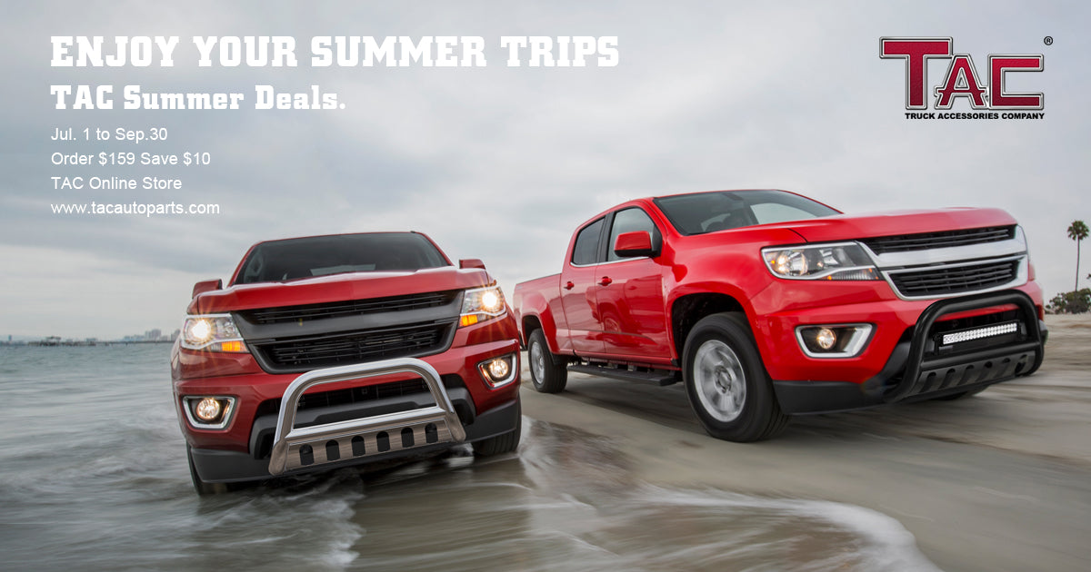 TAC SUMMER DEALS