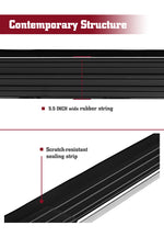TAC ViewPoint Running Boards for 2020-2021 Toyota Highlander SUV | Side Steps | Nerf Bars | Side Bars