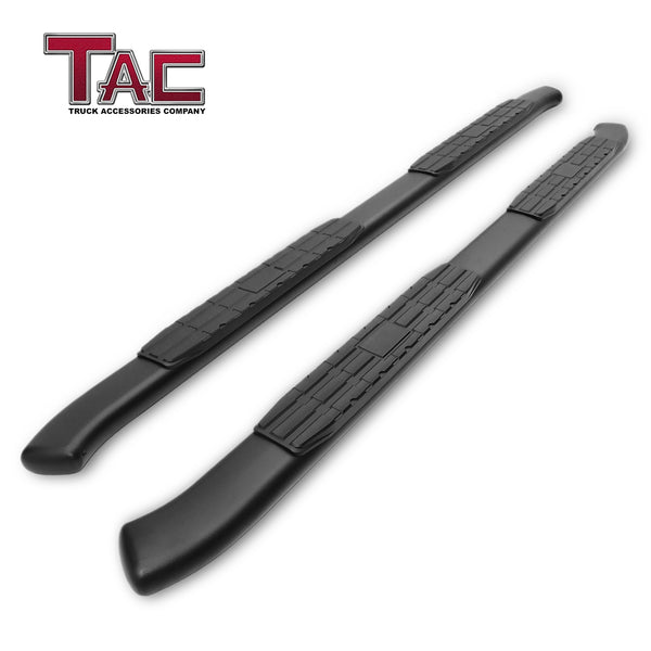 TAC Replacement Step Pad for PNC Side Steps Running Board Side Bar Nerf Bar – 1 Step Pad with 7 Clips(Only Fit TAC Brand PNC Side Steps)