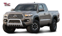 "TAC Stainless Steel 3"" Bull Bar For 2016-2021 Toyota Tacoma Truck Front Bumper Brush Grille Guard Nudge Bar"