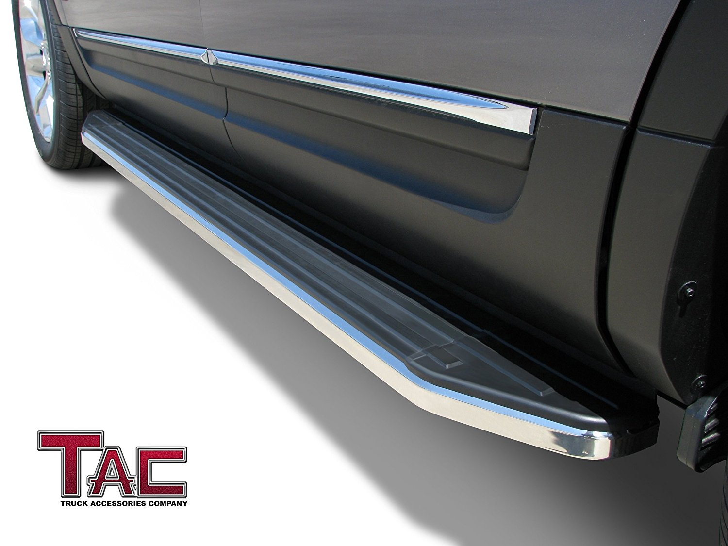 Tac Viewpoint Running Boards For 2013 2020 Nissan Pathfinder