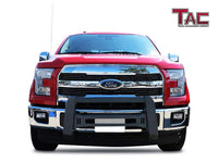 TAC Predator Modular Bull Bar Mesh Version For 2004-2020 Ford F150 Truck Front Bumper Brush Grille Guard Nudge Bar