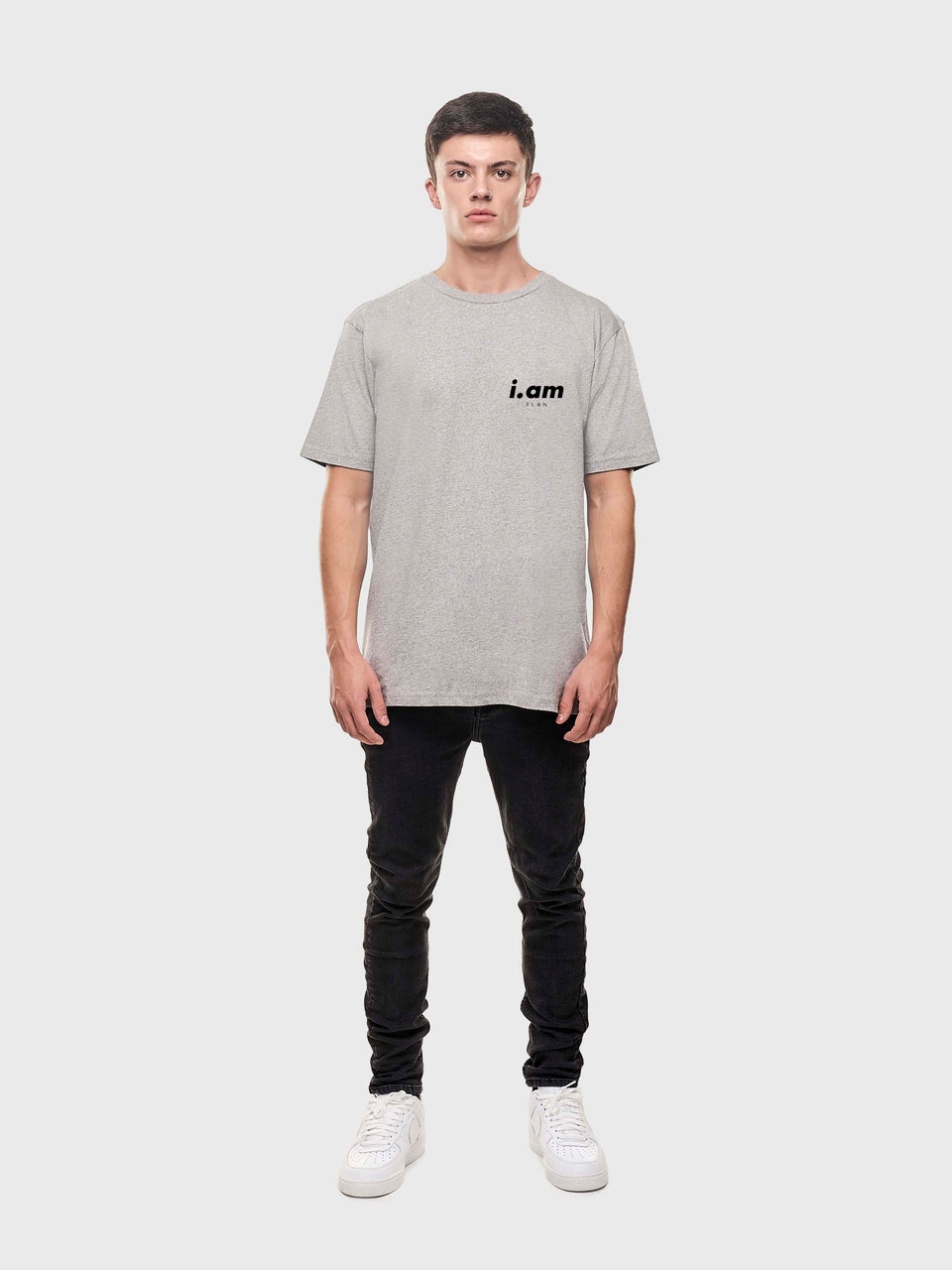 Made in London - Grey - Unisex T