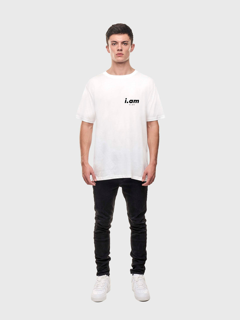 Made in London - White - Unisex T