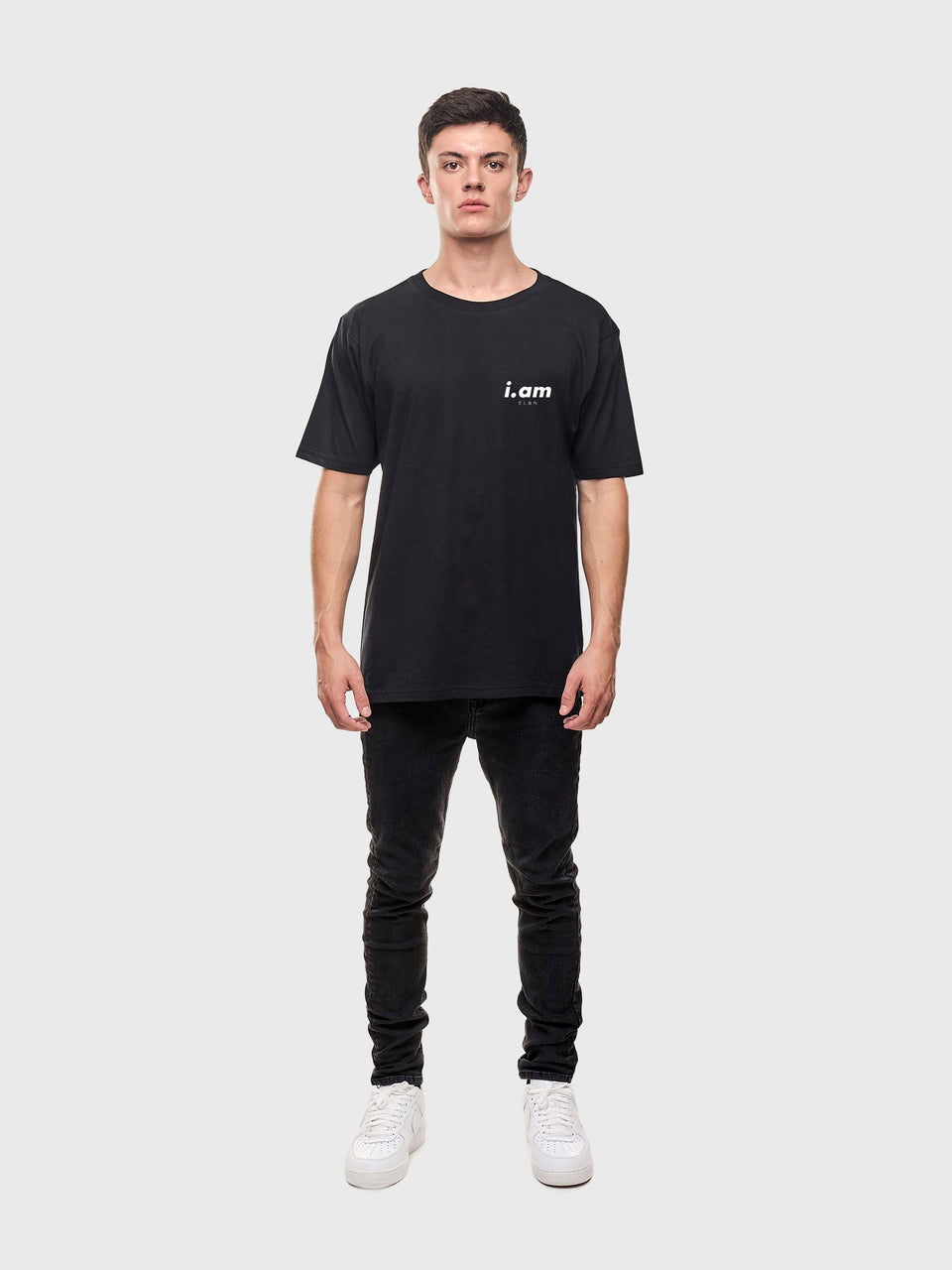 Made in London - Black - Unisex T