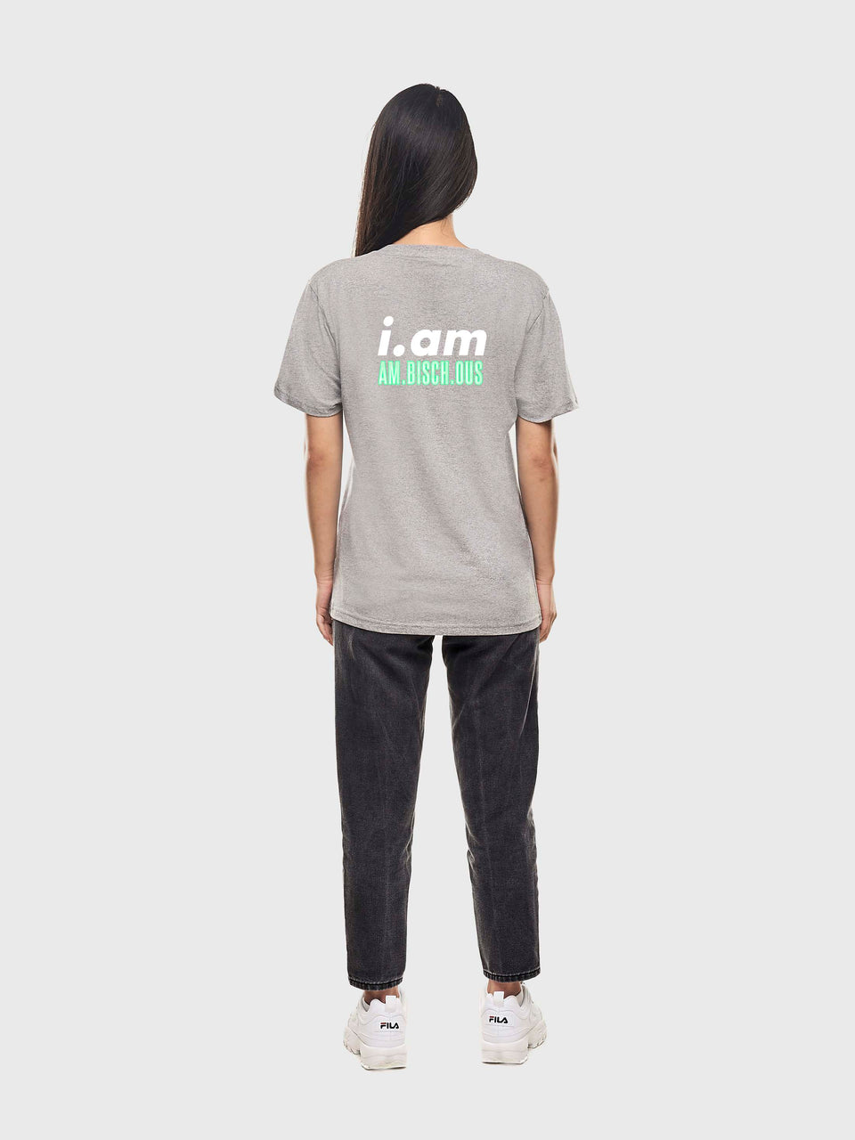 Am.bisch.ous - Grey - Unisex T
