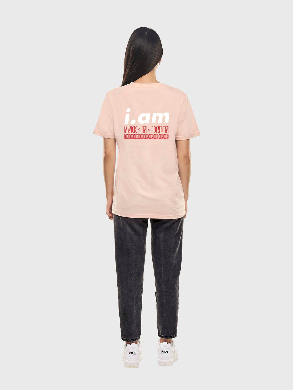 Made in London - Pink - Unisex T
