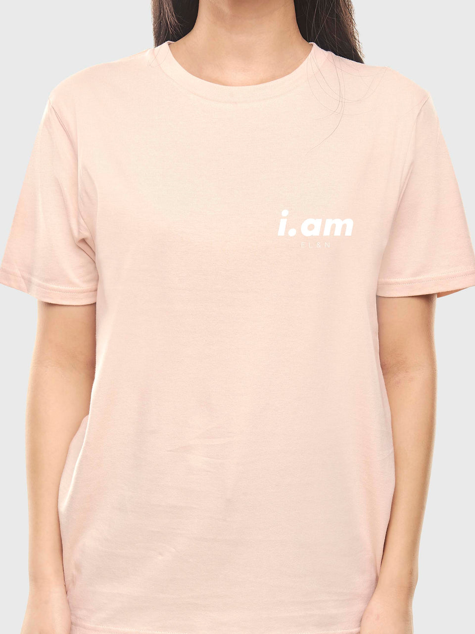 Showing not telling - Pink - Unisex T