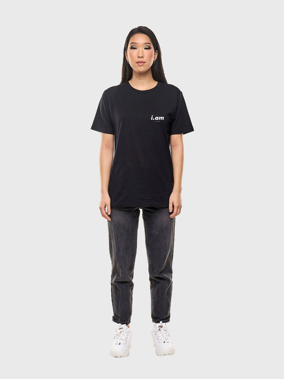 Showing not telling - black - unisex T
