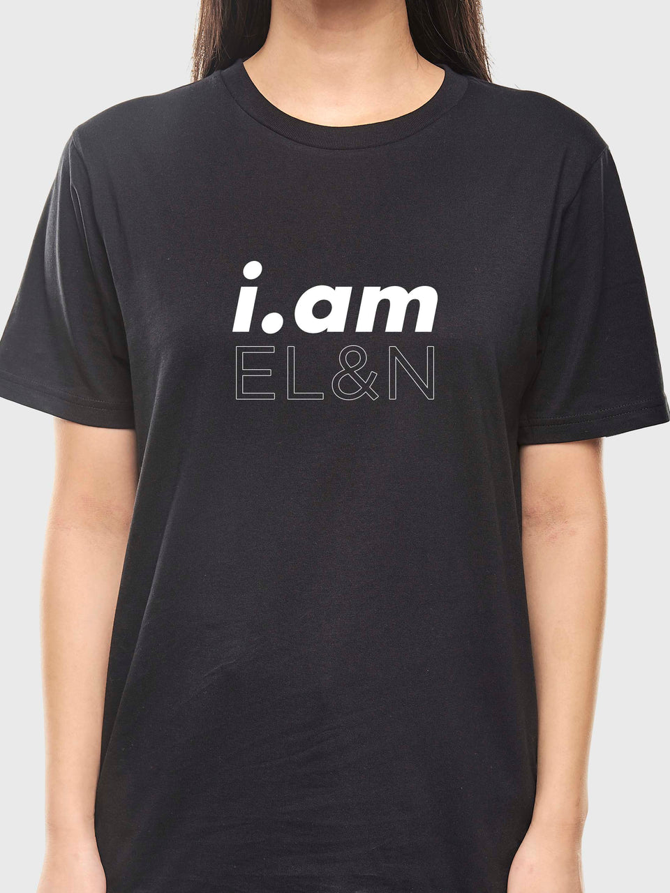 i.am EL&N - Black /Navy - Unisex T