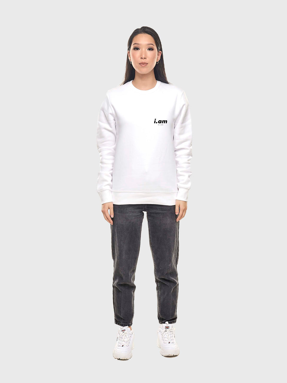 A good story - White - Unisex sweatshirt