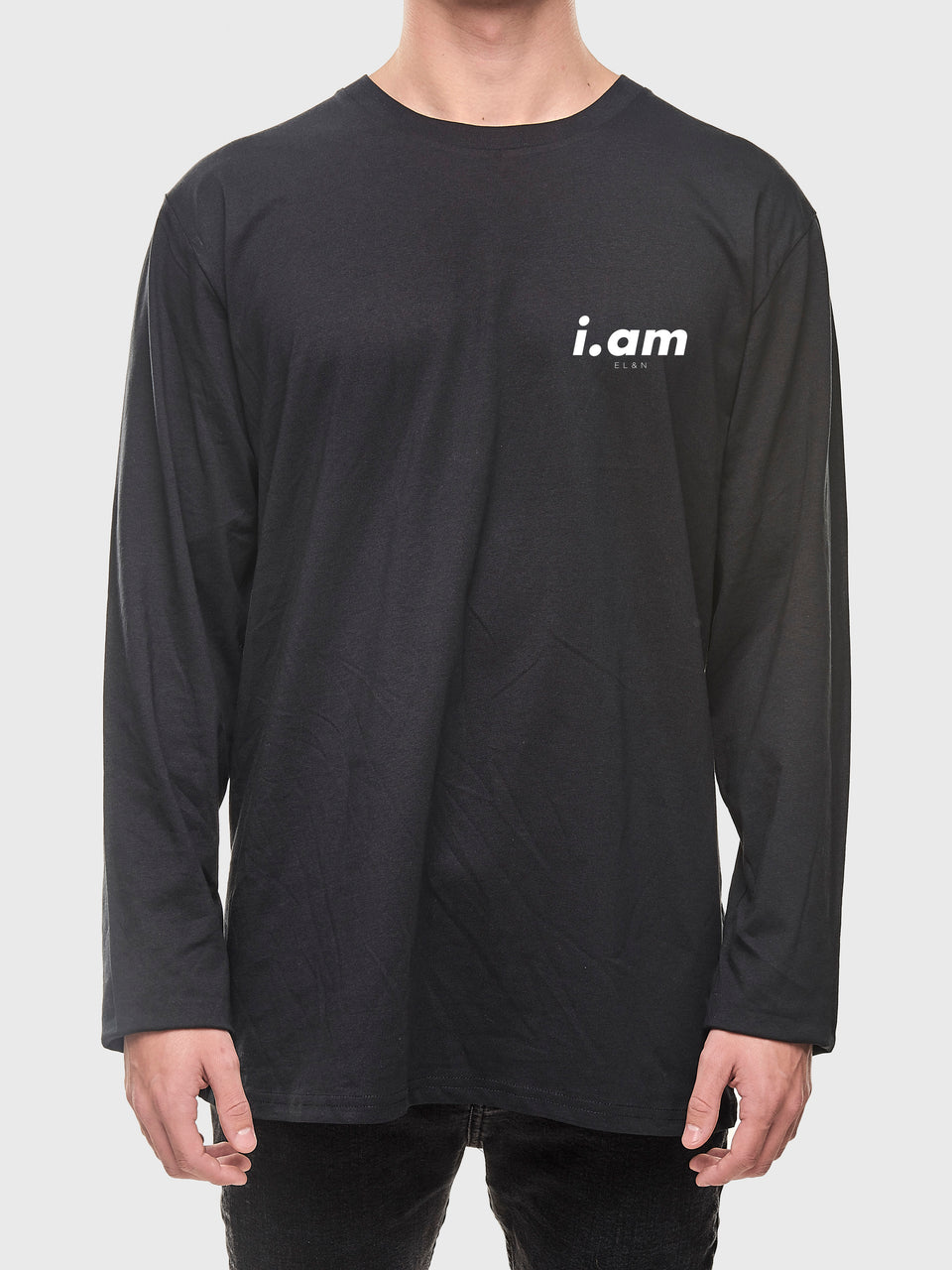 Making it - Black - Unisex long sleeve T