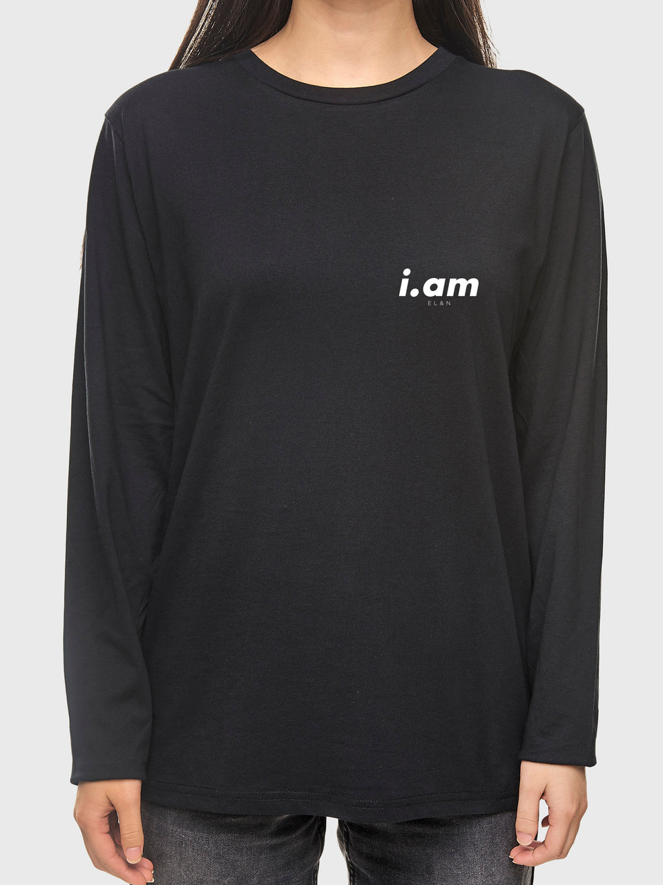 A good story - Black - Unisex long sleeve T