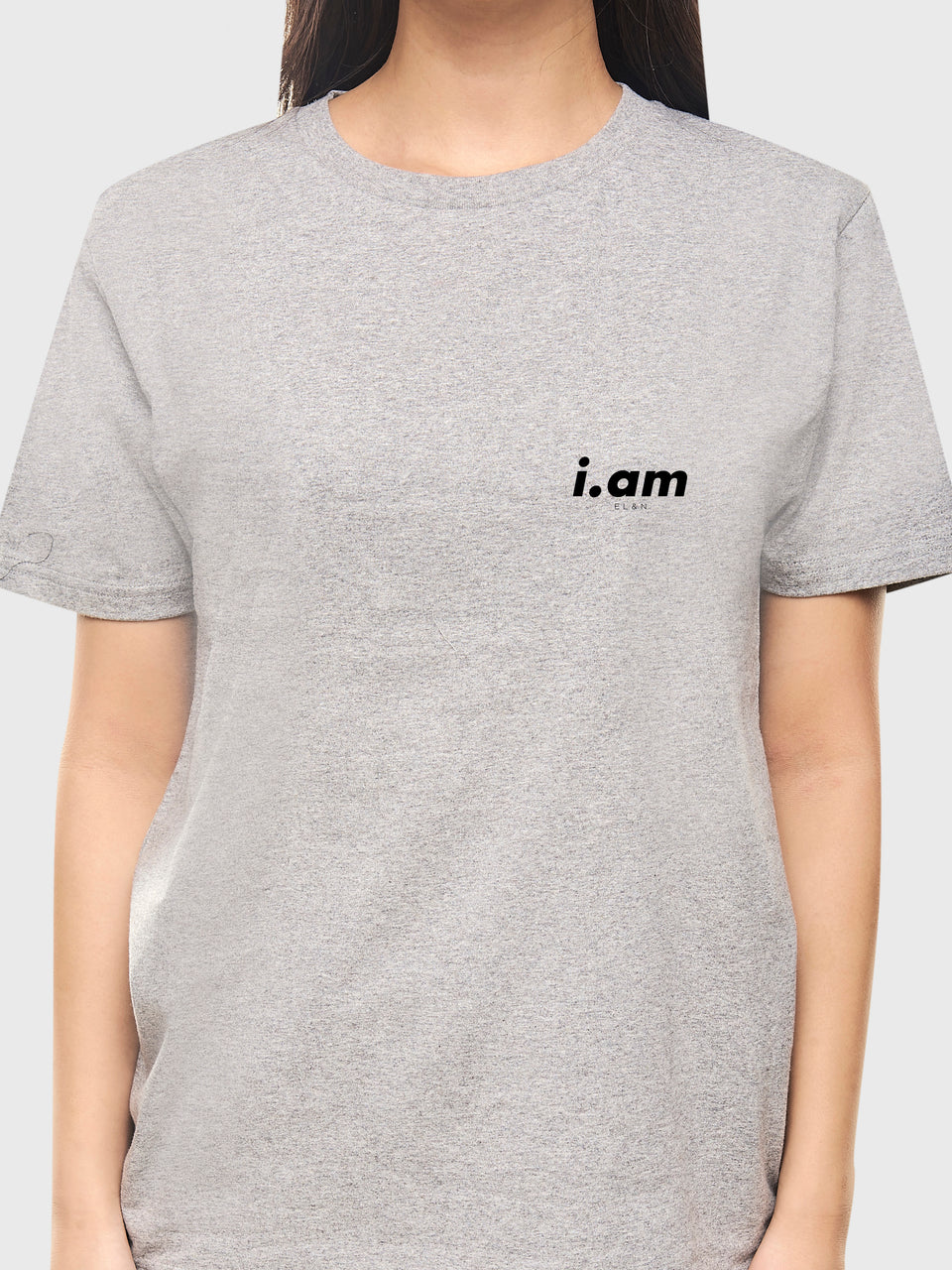 Not a copy - White / Grey - Not a copy - Unisex T