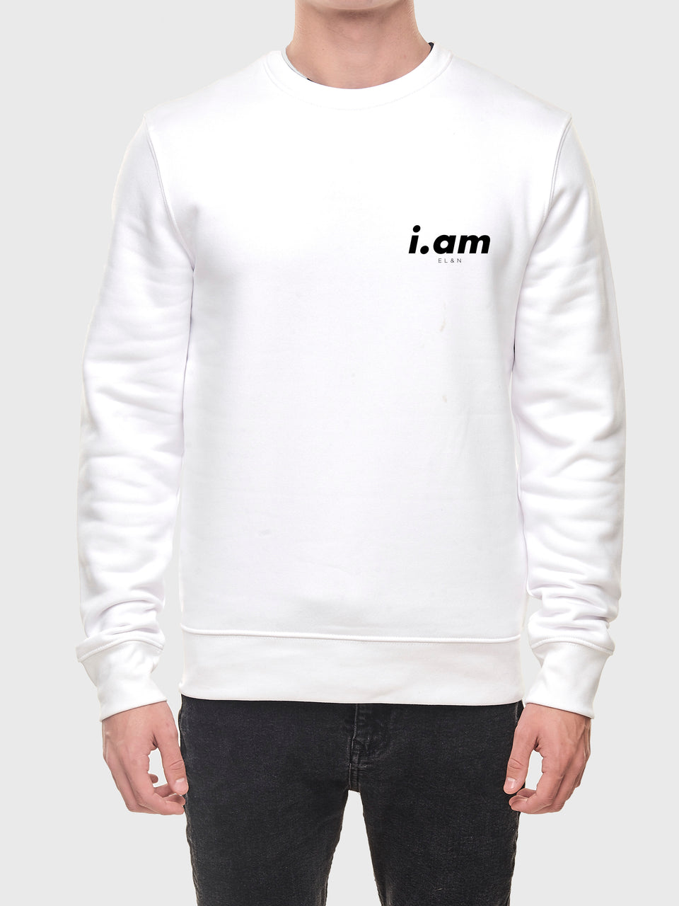 Making It - White - Unisex sweatshirt