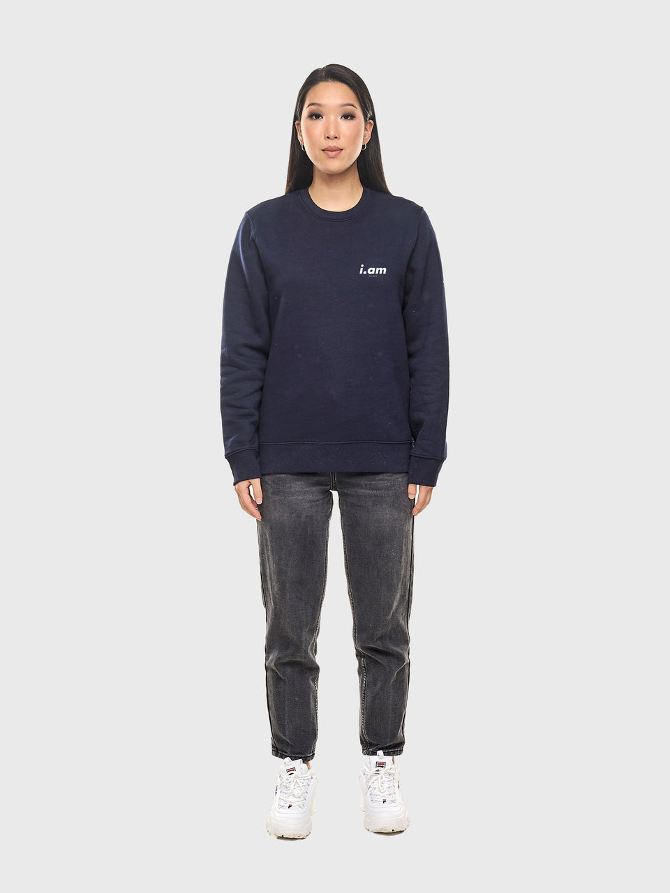 A good Story - Navy - Unisex sweatshirt