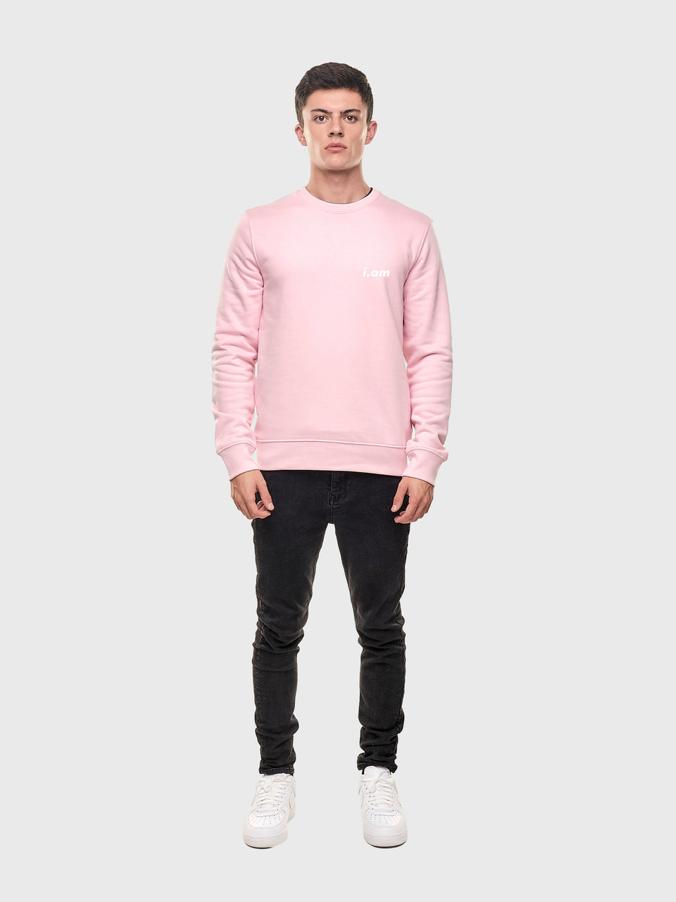 Making it - Pink - Unisex sweatshirt