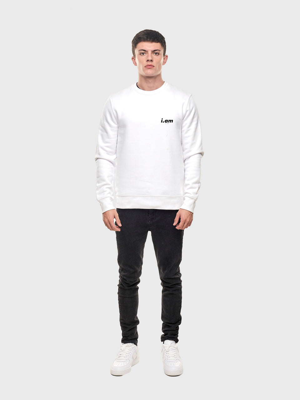 Made in London - White - Unisex sweatshirt