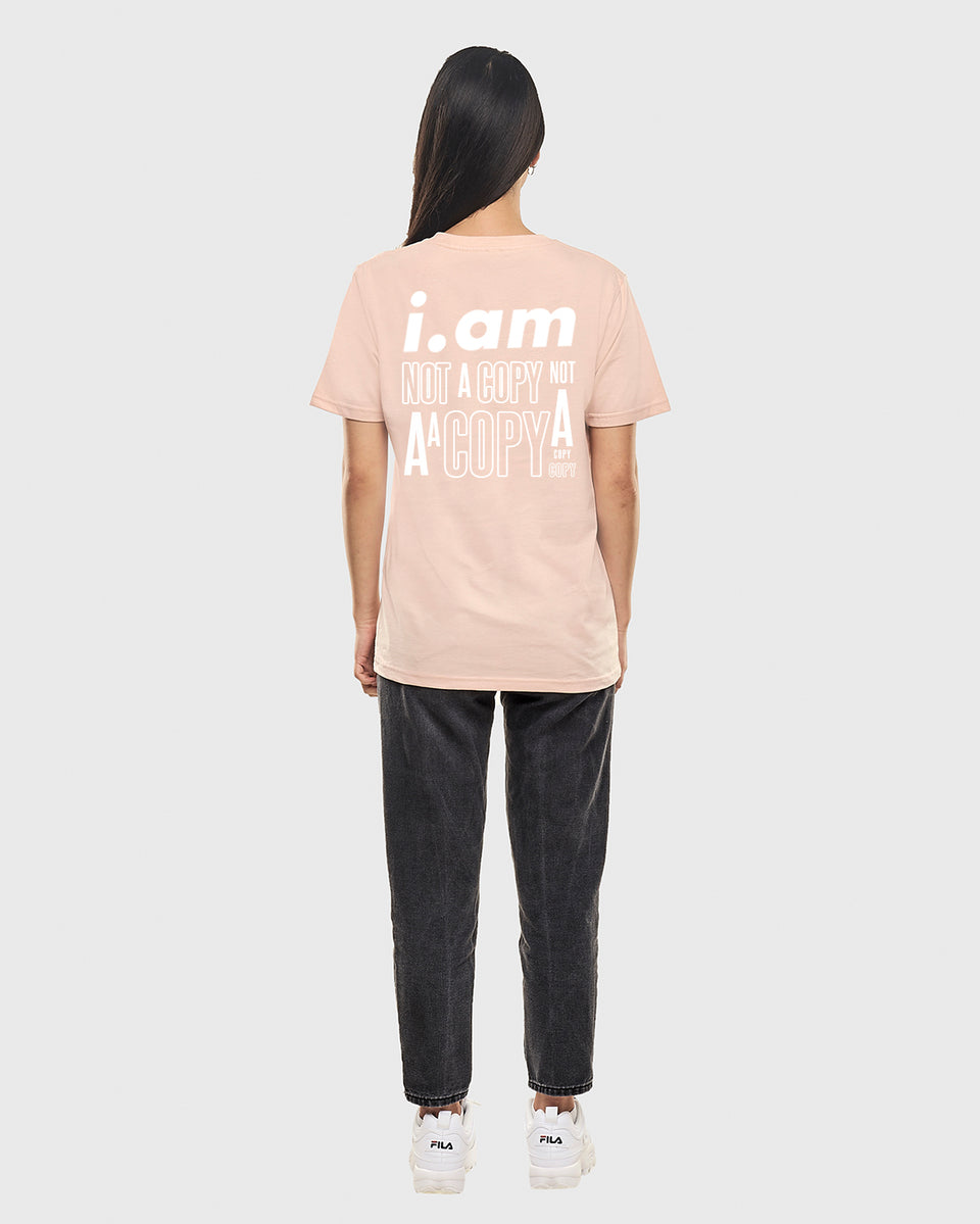 Not a copy - Pink - Unisex T