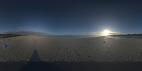 HDR LightMap Set: Sunrise To Sunset Geographe Bay (Day)