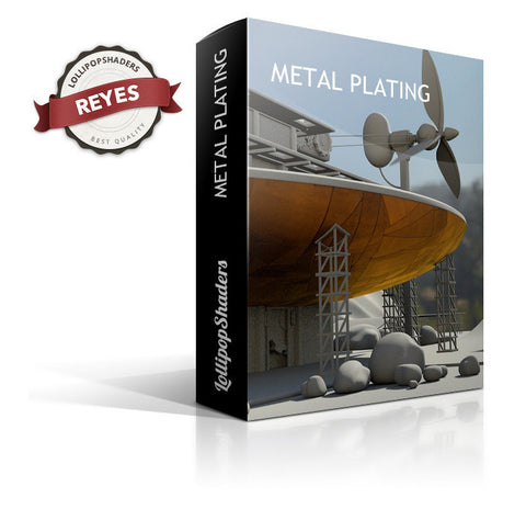 Shader: Metal Plating
