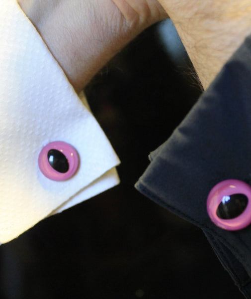 Cat Eye Cuff Links