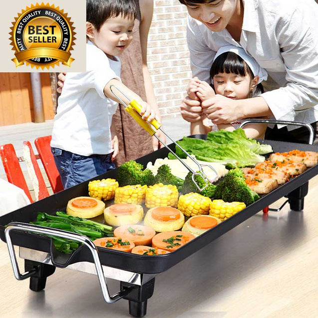 Korean Style Nonstick Grill