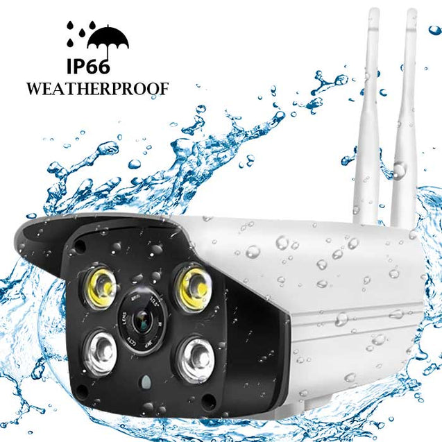 1080P Outdoor/Indoor Waterproof WiFi CCTV