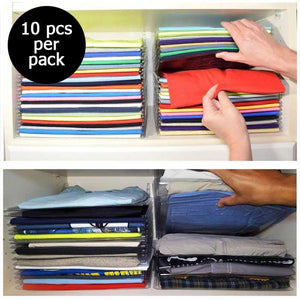 Buy 1 Take 2 Clever Clothes Organizer