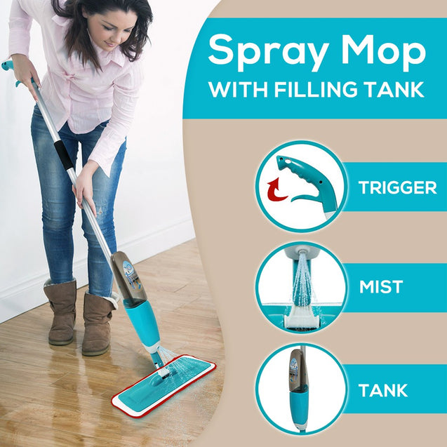 2018 Easy Spray Mop