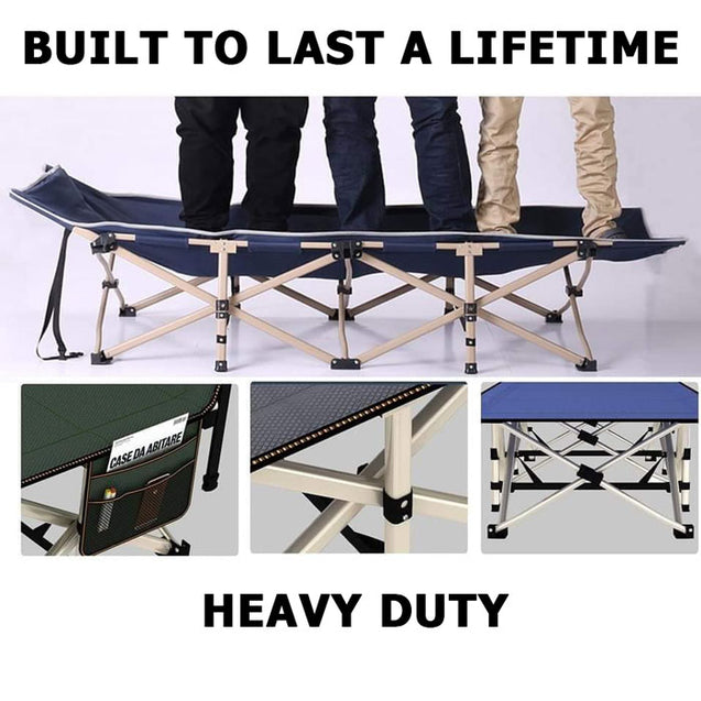 Heavy-duty Folding Bed