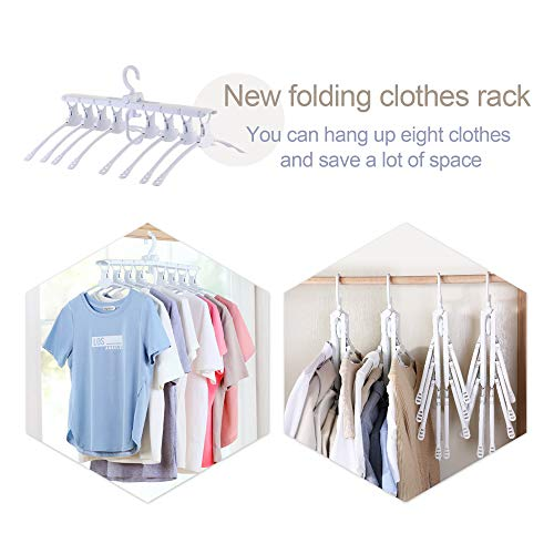 Buy 1 Take 2 Space Saver Clothes Hanger
