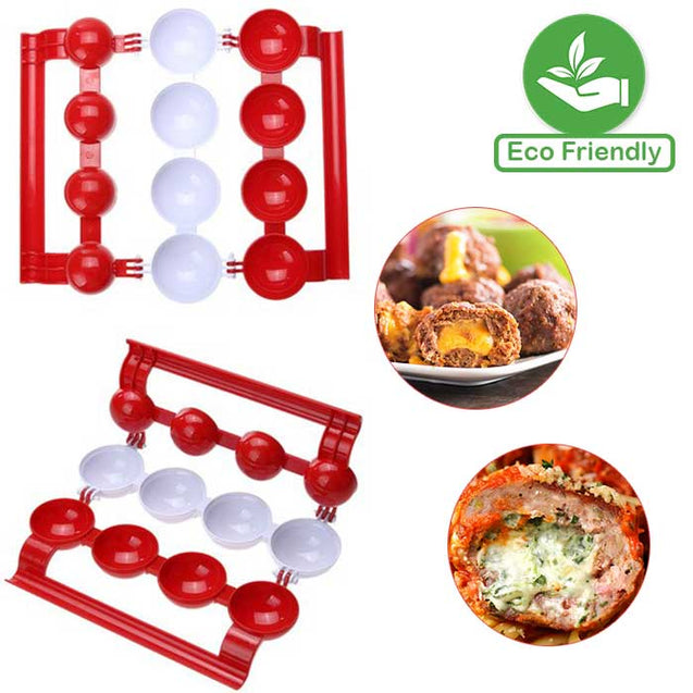 Buy 1 Take 1 Perfect Stuffed Meatball Maker