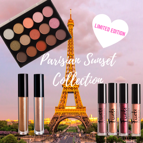 PARISIAN SUNSET COLLECTION- COMPLETE SET