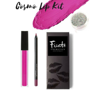 Cosmo Liquid Lip Kit